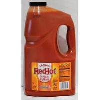 Franks Red Hot Buffalo Sauce 3.8L