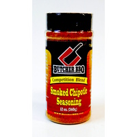 Butcher BBQ Smoked Chipotle Seasoning 340g