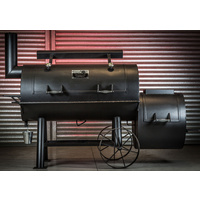 Horizon 30in RD Special Marshal Smoker Loaded