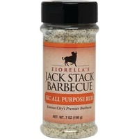 Jack Stack All Purpose Rub 198g
