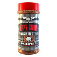 Big Poppa Smokers Happy Ending Finishing Rub 369g