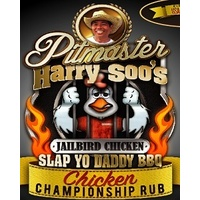 Slap Yo Daddy Jailbird Chicken Rub 735g