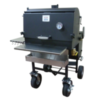 American Barbecue Systems All Star Smoker-Grill