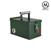 M Grills C4 Portable Grill Forest Green